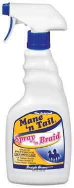 Mane n Tail Spray n braid