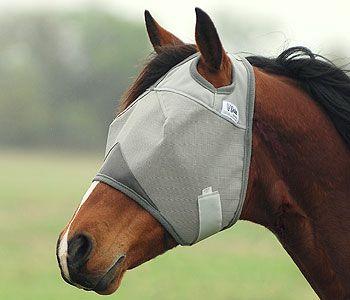 Crusader Fly Mask Cashel UV-Schutz Fliegenmaske