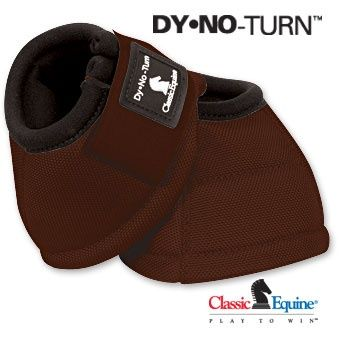 Classic Equine Bell Boots no turn