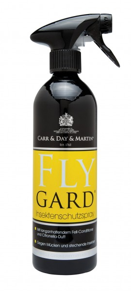 Carr Day Martin Equimist Flygard