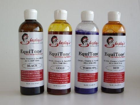 Shapleys EquiTone Color Enhancing Shampoos