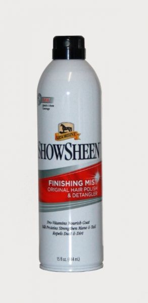 SHOW SHEEN Finishing Mist by ABSORBINE