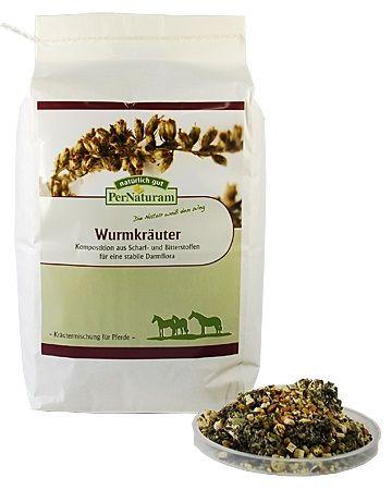 PerNaturam Wurmkräuter Kräutermischung 1 kg - Darmflora