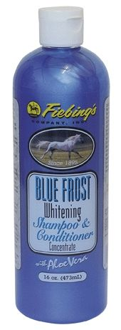 Blue Frost Whitening Shampoo original Fiebings