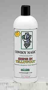 Cowboy Magic Shine in Yellowout
