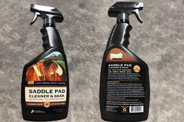 5 Star Saddle Pad Cleaner & Soak