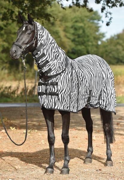 Fliegendecke Comfort Zebra